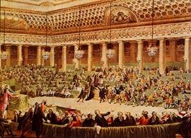 9 juillet 1789 l'Assemblée Constituante